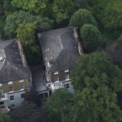 Paul McCartney's one off the luxury mansions among many others